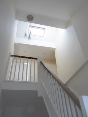 Ickleton stair