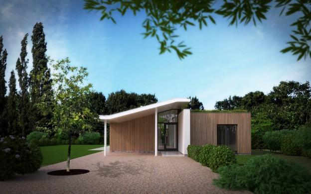 Modern house 3