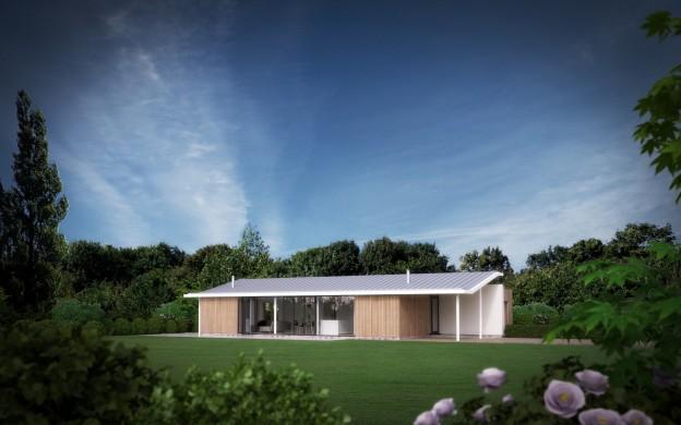 Modern house 3a
