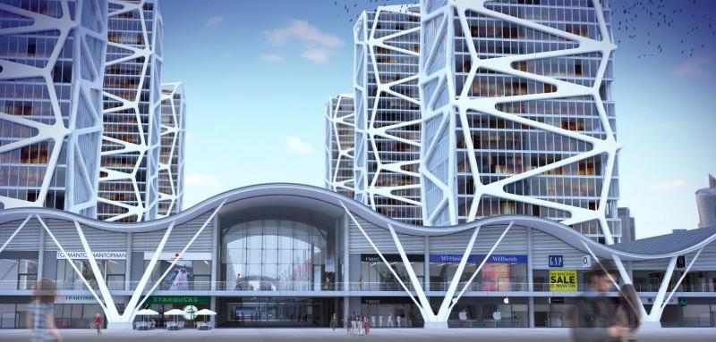 Shopping centre 1